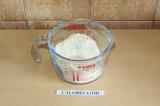 Шаг 3. Соединить сухие ингредиенты.