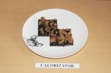Готовое блюдо: печенье с черникой