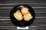 Готовое блюдо: перцы фаршированные цветной капустой