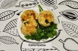 Готовое блюдо: рыбные котлеты из окары