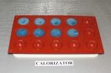 Шаг 4. Разлить по формочкам и убрать в холодильник до полного застывания.