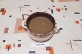 Шаг 6. Снять суп с плиты и пробить блендером до однородной консистенции.