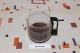 Шаг 10. Сварить кофе из 2 ч. л. молотого кофе и 100 мл. воды.
