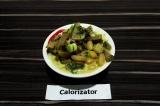 Готовое блюдо: подливка из фасоли с грибами