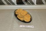 Готовое блюдо: овсяное печенье с имбирем