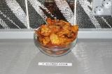 Готовое блюдо: чипсы из лаваша