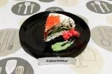 Готовое блюдо: салат-ролл