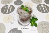 Готовое блюдо: мятно-лавандовый напиток