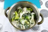 Готовое блюдо: сметанный маринад для брокколи-гриль