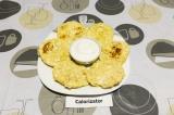 Готовое блюдо: сырники ПП в духовке