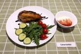 Готовое блюдо: сочная курица в маринаде