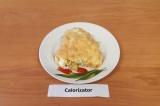 Готовое блюдо: творожно-яблочное суфле ПП
