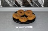 Готовое блюдо: овсяно-тыквенные пончики