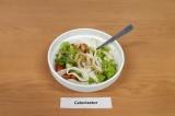 Шаг 8. Соединить все ингредиенты, перемешать и подать к столу.