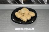 Пирожное картошка ПП на фасоли
