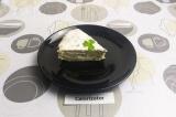 Готовое блюдо: капустный торт