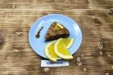 Готовое блюдо: пряничный апельсиновый пирог