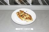Готовое блюдо: рубленые котлетки из индейки