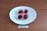Готовое блюдо: конфеты из сухофруктов и орехов в горьком шоколаде