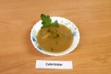 Готовое блюдо: грибной суп ПП