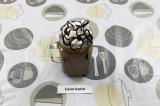 Готовое блюдо: горячий шоколад с маршмеллоу