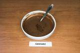 Шаг 4. Добавить желатин, тщательно перемешать.