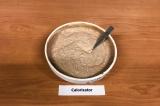 Шаг 6. Добавить йогурт к творожной массе.