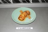 Готовое блюдо: тыквенные оладушки