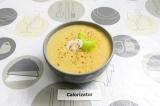 Готовое блюдо: суп-пюре из батата