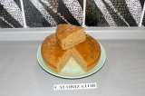 Готовое блюдо: апельсиновый кекс