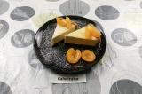 Готовое блюдо: кремовый чизкейк из ряженки
