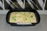 Шаг 8. Залить соус овощи и поставить в духовку при 200 градусах на 40 минут.