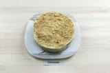 Готовое блюдо: торт ленивый Наполеон