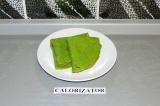 Готовое блюдо: блинчики со шпинатом