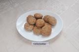 Готовое блюдо: апельсиновое домашнее печенье