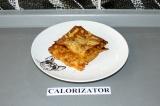 Готовое блюдо: лазанья без соуса бешамель