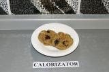 Готовое блюдо: быстрое овсяное печенье