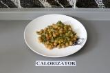 Готовое блюдо: карри с нутом