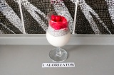 Готовое блюдо: летний десерт с чиа