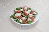 Готовое блюдо: ПП-салат мясной с овощами