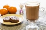 Готовое блюдо: горячий шоколад-какао