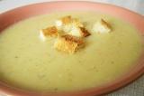 Готовое блюдо: картофельный суп-пюре