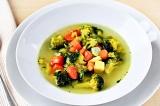 Готовое блюдо: овощной супчик