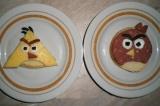 Бутерброды Angry Birds - как приготовить, рецепт с фото по шагам, калорийность.