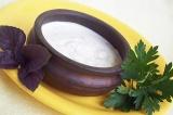 Готовый продукт: сметанно-горчичный соус