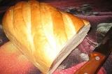 Шаг 1. Нарезать хлеб.