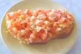 Готовое блюдо: бутерброд Томатный