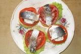 Готовое блюдо: бутерброд по-скандинавски