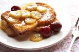Готовое блюдо: банановые тосты