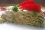Готовое блюдо: торт из кабачков
